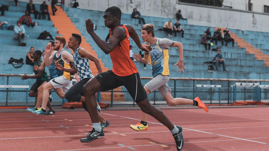 Photo de l'activité sportive athlétisme à l'US Ivry
