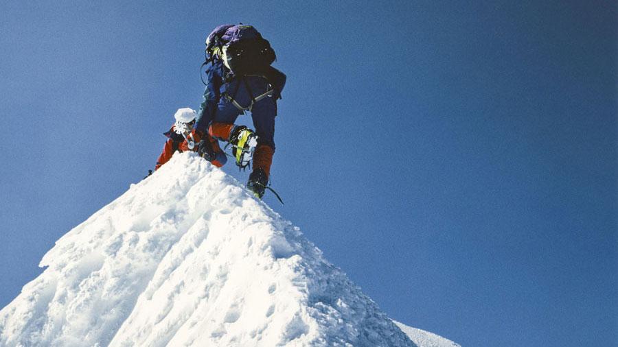 Photo de l'activité sportive montagne escalade à l'US Ivry