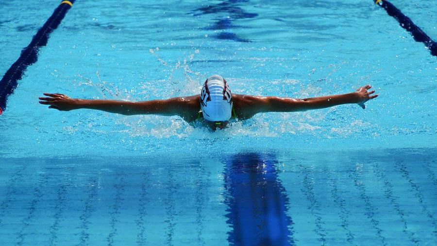 Photo de la natation à l'US Ivry