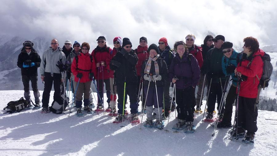 Photo de l'activité sportive randonnée marche nordique à l'US Ivry