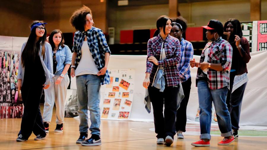 Photo de l'activité danse urbaine